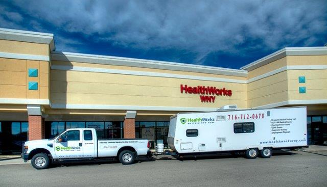 Our Custom HealthWorks WNY Trailer